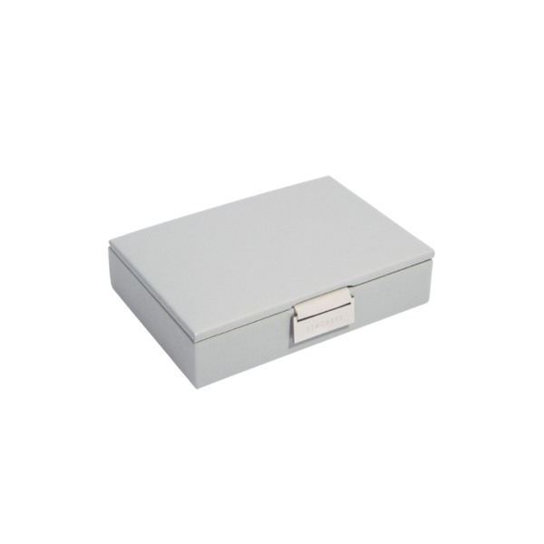 Mini Top Pebble Grey & Grey  Stackers