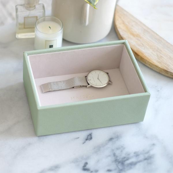 Mini Open Box Sage Green & Grey Stackers